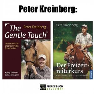 Peter Kreinberg Pferdebuchpaket 2 Titel