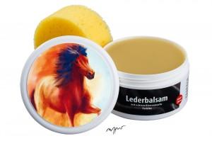 Zwekk© - Leder-Pflege-Set  Leder-Balsam 250 ml Islandpferde Tölt