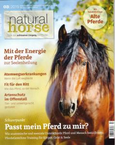 Natural Horse Ausgabe Nr. 25