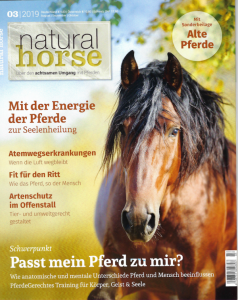 Natural Horse Ausgabe Nr. 25 - Mängelexemplar