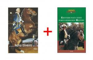 Nuno Oliveira Buchpaket mit 2 Titeln zum Sonderpreis
