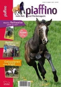 Piaffino Nr. 8 - Mein Reit- und Jugendmagazin