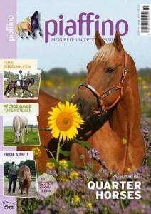 Piaffino Nr. 13 - Mein Reit- und Jugendmagazin