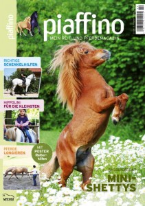 Piaffino Nr. 12 - Mein Reit- und Jugendmagazin
