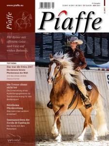 Piaffe Nr. 21 - Magazin für klassische Reitkunst