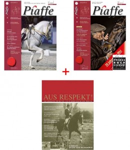 Piaffe Paket I mit 3 Titeln