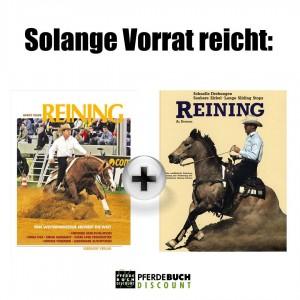 Westernreiten Reining - Buchpaket 2 Titel