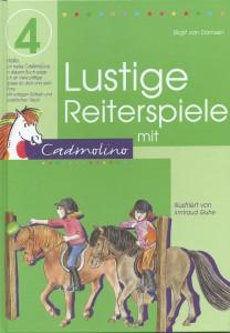 Lustige Reiterspiele - Mängelexemplar