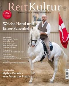 ReitKultur Bookazin Ausgabe 2 - Mängelexemplar