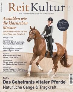 ReitKultur Bookazin Ausgabe 6