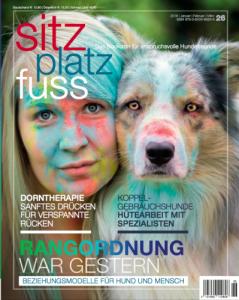 Sitz - Platz - Fuss - Bookazin Ausgabe 26 Remittendenexemplar