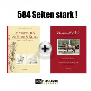 Pferdewissen Buchpaket Edition Wu Wei