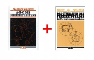 Sadko Solinski Freizeitreiter Buchpaket mit 2 verschiedenene Titeln