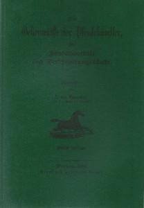 S. von Tennecker - Die Geheimnisse der Pferdehändler - Reprint von 1886