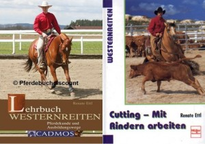 Westernreiten Pferdebuchpaket mit 2 Titeln