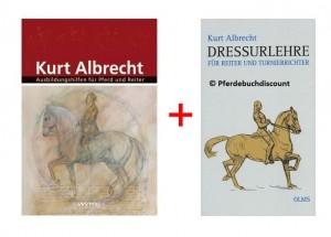 Kurt Albrecht - Buchpaket mit 2 verschiedenen Titeln