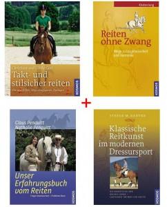 Kosmos-Buchpaket mit 4 verschiedenen Titeln zum Sonderpreis