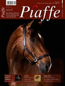 Piaffe Ausgabe 28 - Das Wissen Oliveiras für ihre Bildung und gesunde Pferde