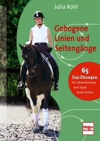 Julia Kohl: Gebogene Linien und Seitengänge - Mängelexemplar