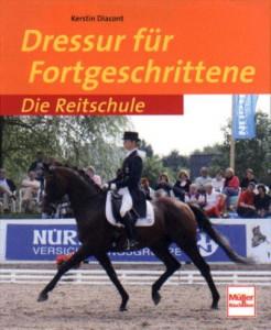 Kerstin Diacont: Dressur für Fortgeschrittene - Mängelexemplar