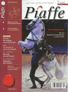 Piaffe Magazin Nr. 2