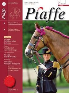 Piaffe-Magazin Ausgabe 3