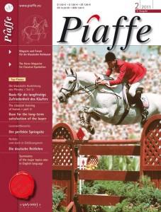 Piaffe Nr. 9 - Magazin für klassische Reitkunst