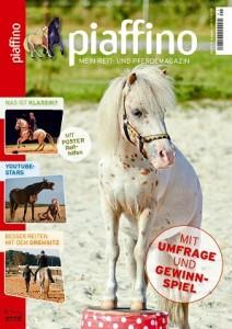 Piaffino Nr. 15 - Mein Reit- und Jugendmagazin