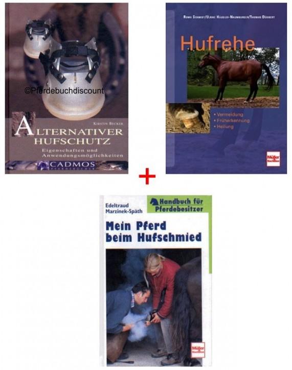Huf-Paket VE 3 (3 verschiedene Titel)