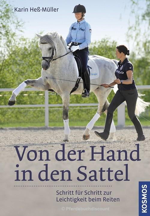 Karin Heß-Müller - Von der Hand in den Sattel