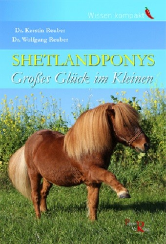 Shetlandponys - Großes Glück im Kleinen - Mängelexemplar