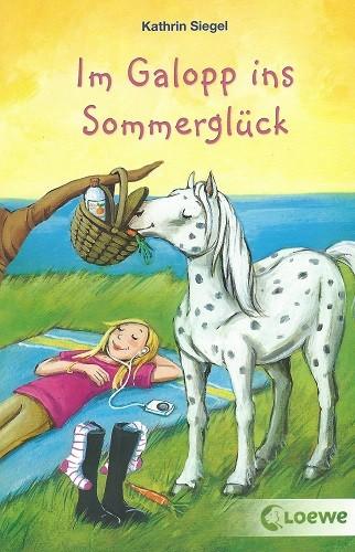 Kathrin Siegel: Im Galopp ins Sommerglück- Doppelband