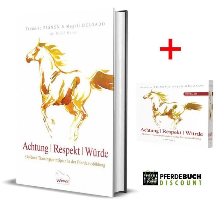 Bundle: Achtung - Respekt - Würde - Buch & Hörbuch