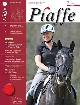 Piaffe Nr. 11 - Magazin für klassische Reitkunst