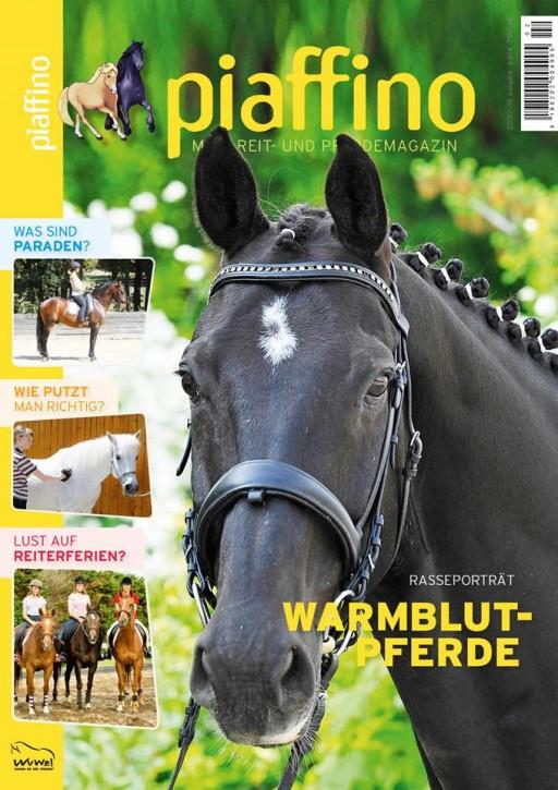 Piaffino Nr. 14 - Mein Reit- und Jugendmagazin