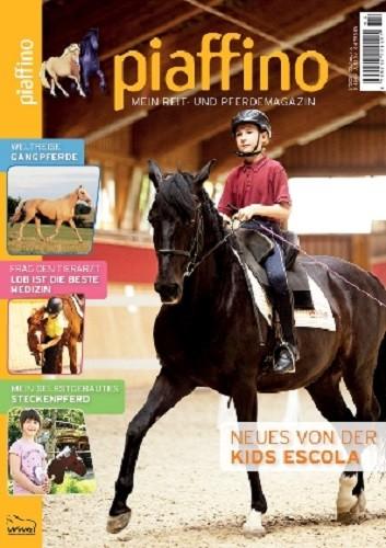Piaffino Nr. 20 - Mein Reit- und Jugendmagazin