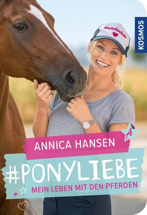 Annica Hansen- Ponyliebe - Mängelexemplar