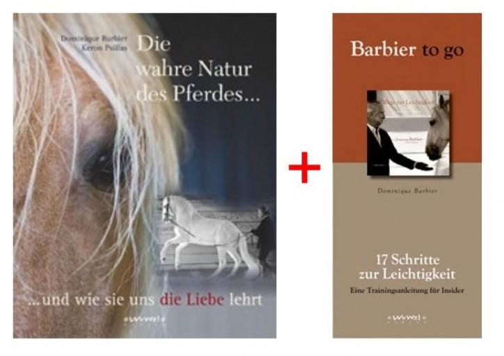 Dominique Barbier Buchpaket mit 2 verschiedenen Titeln