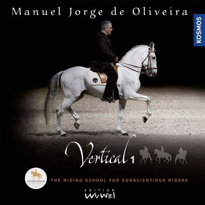 Manuel Jorge de Oliveira - Vertical 1 -  The Riding School for Conscientious Riders