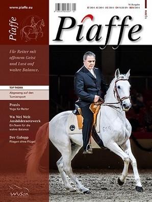 Piaffe Nr. 14 - Magazin für klassische Reitkunst