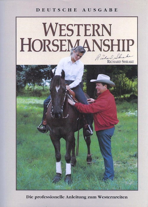 Richard Shrake Hardy Oelke - Western Horsemanship