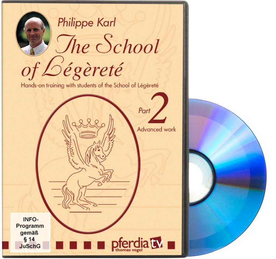 DVD Philippe Karl - Deutsch/Englisch Die Schule der Légèretè 2