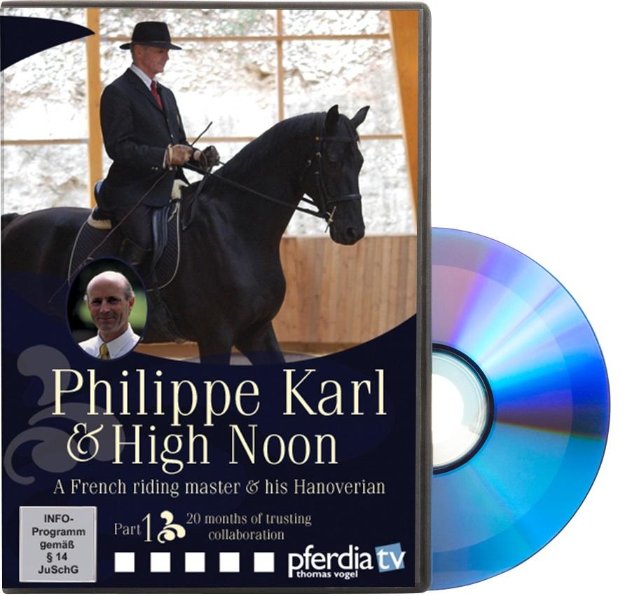 DVD Deutsch/Englisch/Französisch - Philippe Karl & High Noon: Teil 1