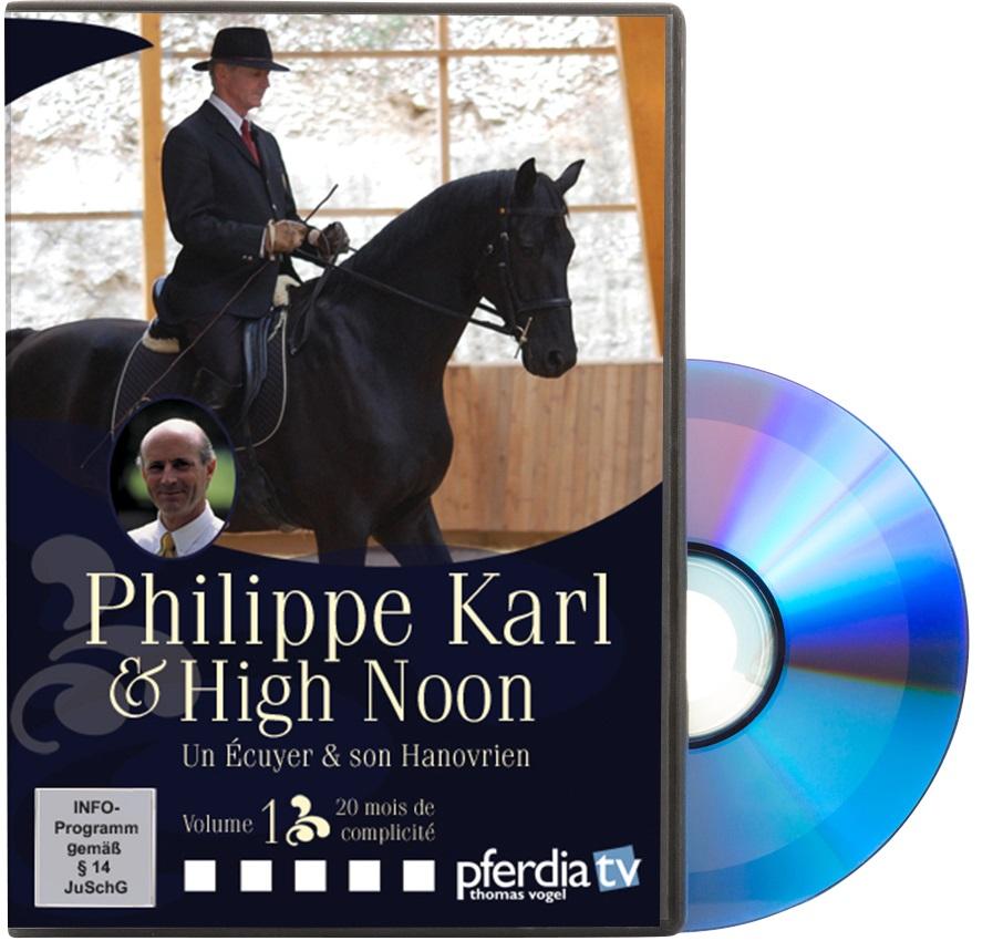 DVD - Deutsch/Englisch/Französisch - Philippe Karl & High Noon Teil  1