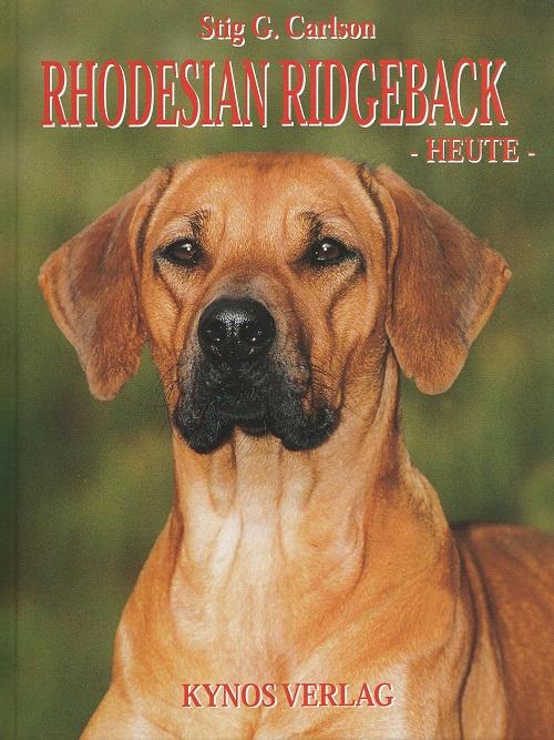 Stig G. Carlson - Rhodesioan Ridgeback - Heute -