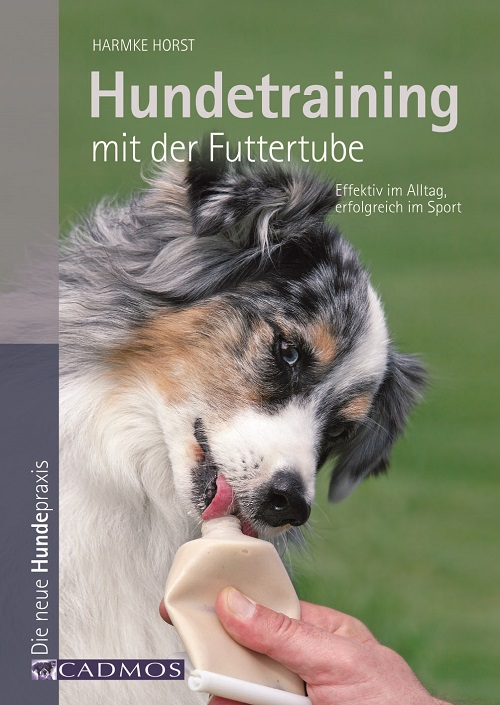 Harmke Horst - Hundetraining mit der Futtertube
