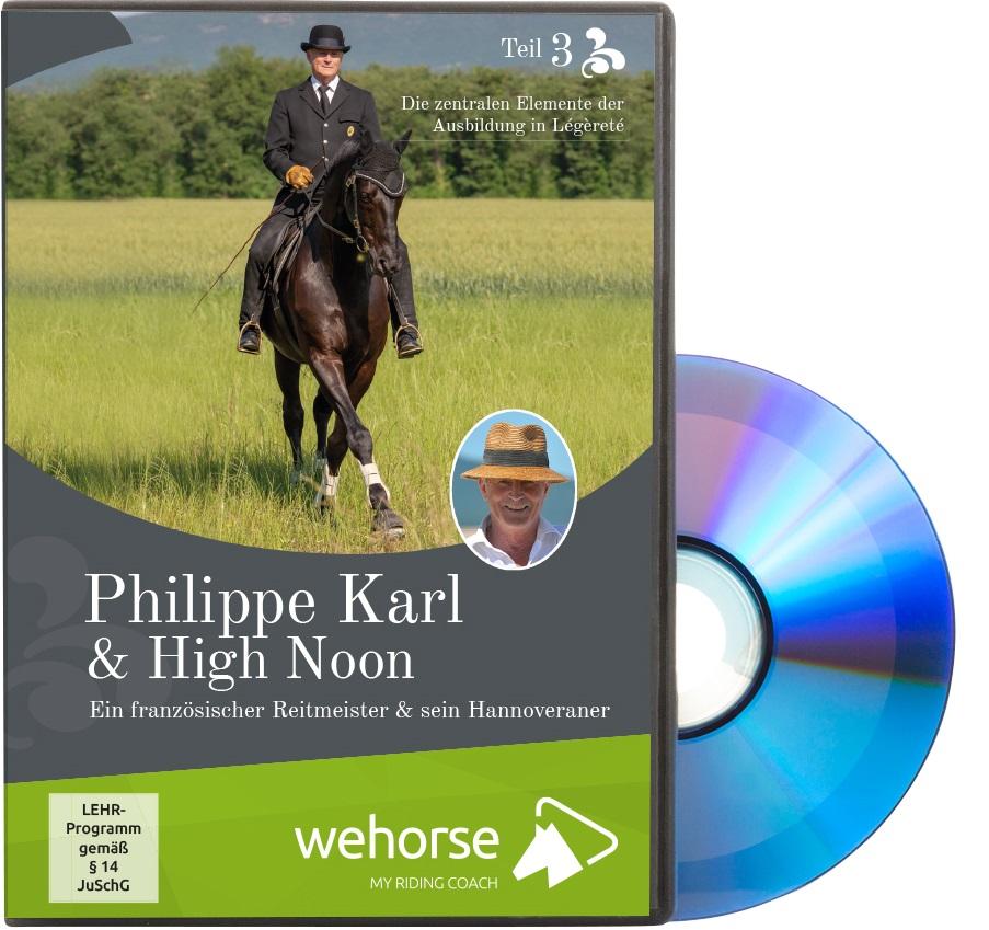 DVD Philippe Karl & High Noon Teil 3