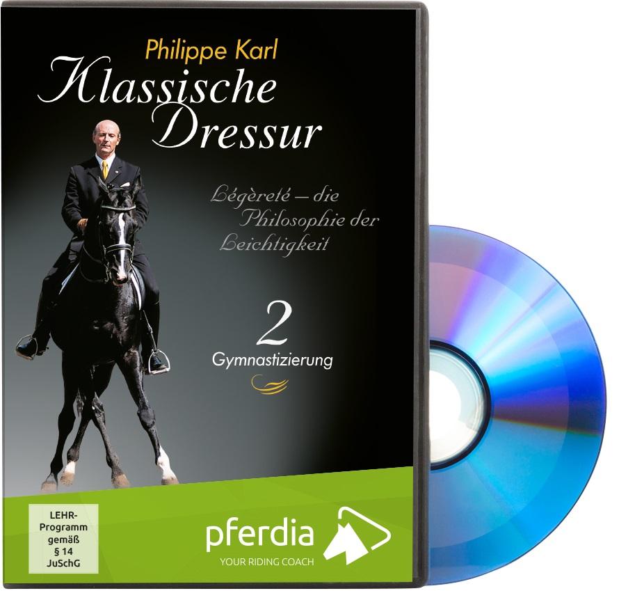 DVD Phillippe Karl - Klassische Dressur 2