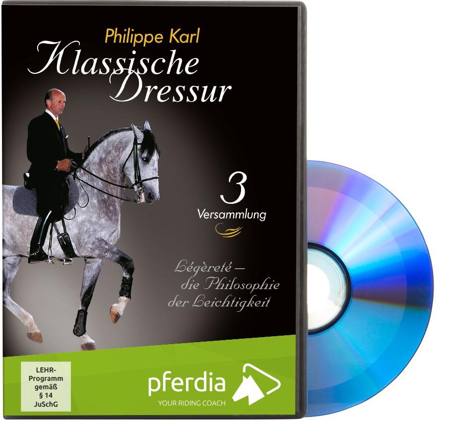 DVD Phillippe Karl - Klassische Dressur 3