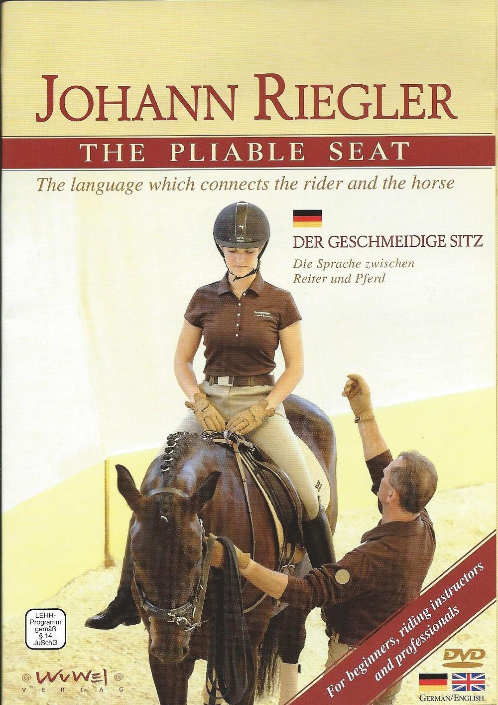 DVD Johann Riegler - Der geschmeidige Sitz
